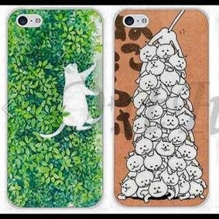 超可愛貓咪手機殼 💚