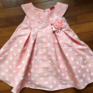 Hush Puppies Pink Party Dress