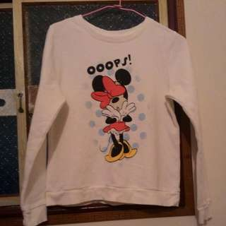 NET迪士尼上衣/白襯衫