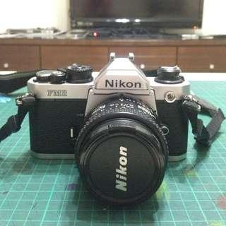NIKON-FM2相機