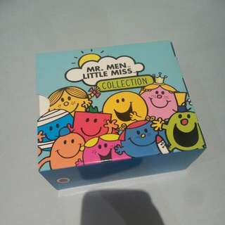 Mr Men Little Miss Collection