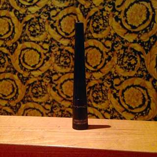 MAC SOLD OUT IN STORES Liquid Eye Liner In Boot Black