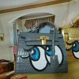 Shy Bag Grey