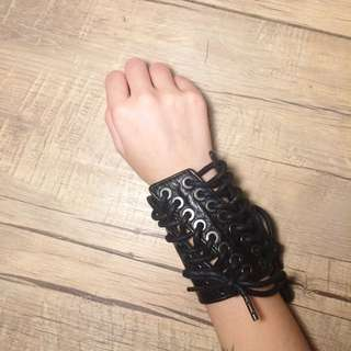 The Izzue Collection Leather Cuff