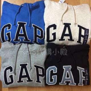 Gap 男生帽T