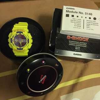 G Shock Hyper Color GA-110A-9DR