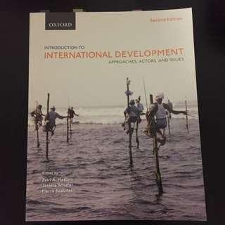 Introduction To International Development 2nd Edition