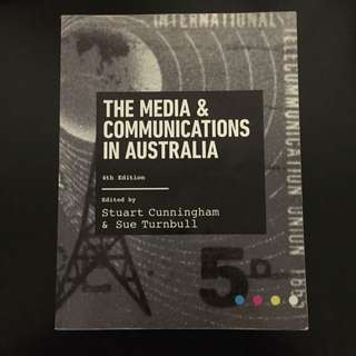 The Media & Communications In Australia 4th Edition