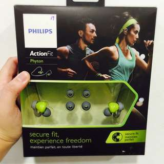 PHILIPS actionfit (Phyton)
