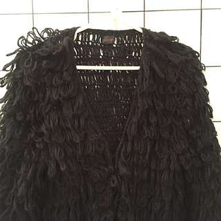 Glam Woolly Coat