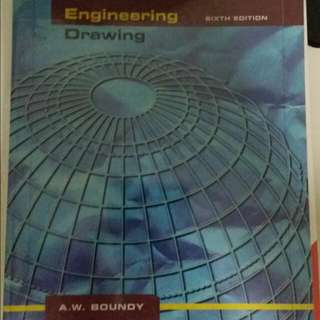 Engineering Drawing A W Boundy