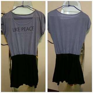 Like Peace小洋裝