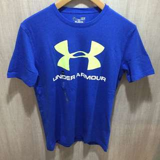 男子UA Sportstyle Logo T恤