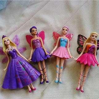 miniatur barbie premium