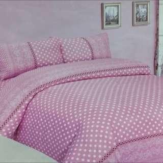 多款 純棉被套床包4件組