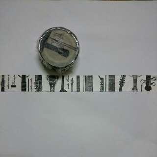 和弦 紙膠帶  分裝#我要賣紙膠帶