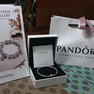 PANDORA.潘朵拉 17寸硬環