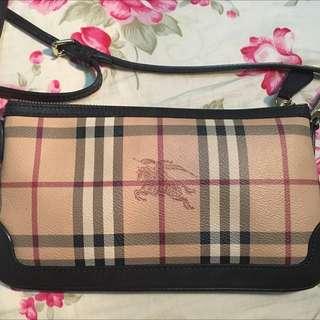 Sold--------Burberry Cross body Bag