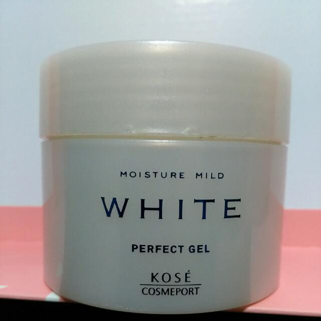 (含運) KOSE WHITE MOISTURE Perfect Gel  美白保濕凝膠