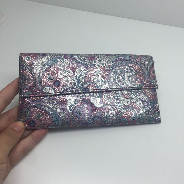 Amazing Pattern PU wallet!