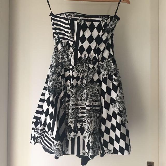 Bardot Cocktail Dress - AU 8