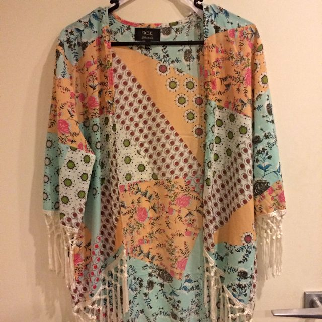 Colourful Kaftan