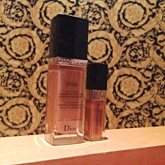 DIOR Diorskin Star Weightless Perfection Foundation And Concealer 40