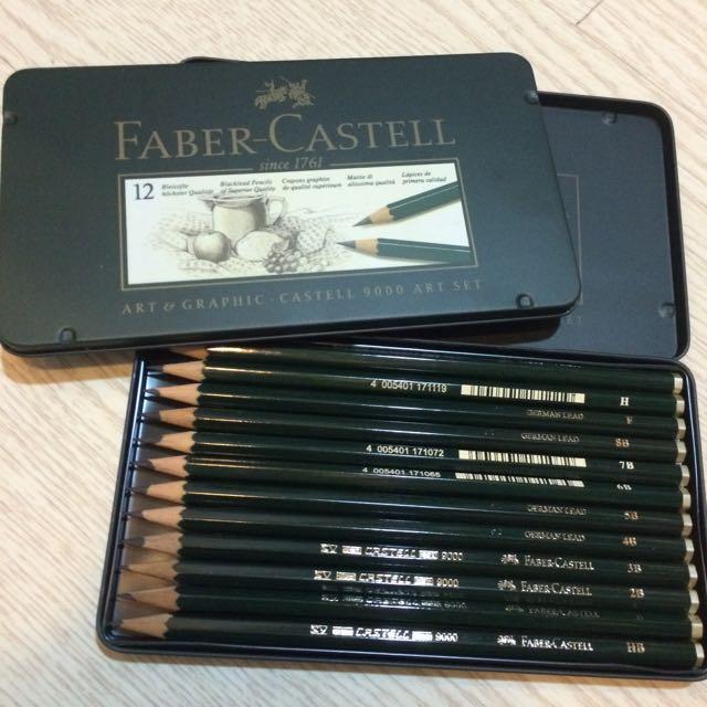 🚩全新Faber-Castell素描筆組