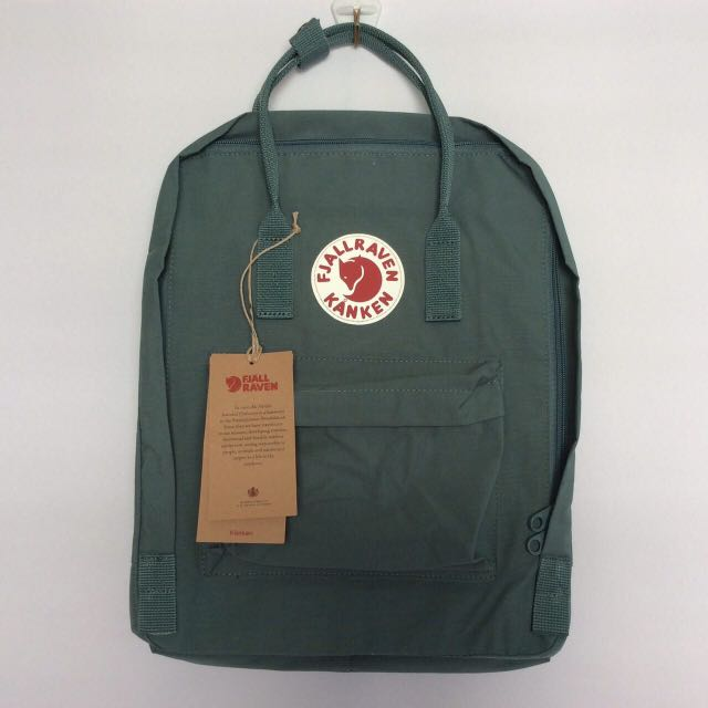 Frost Green Kanken Bag