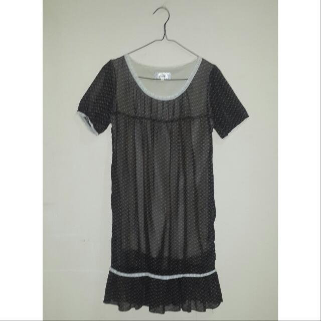 Gaudi Chiffon Dress