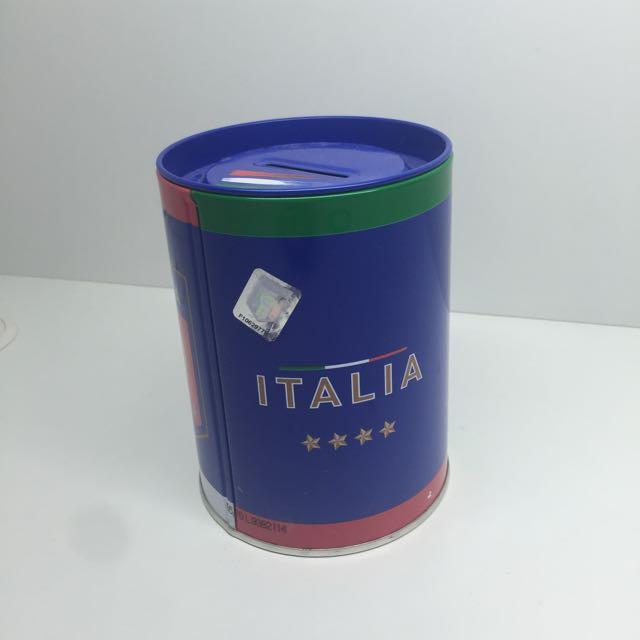 Italia Football Team Money Box