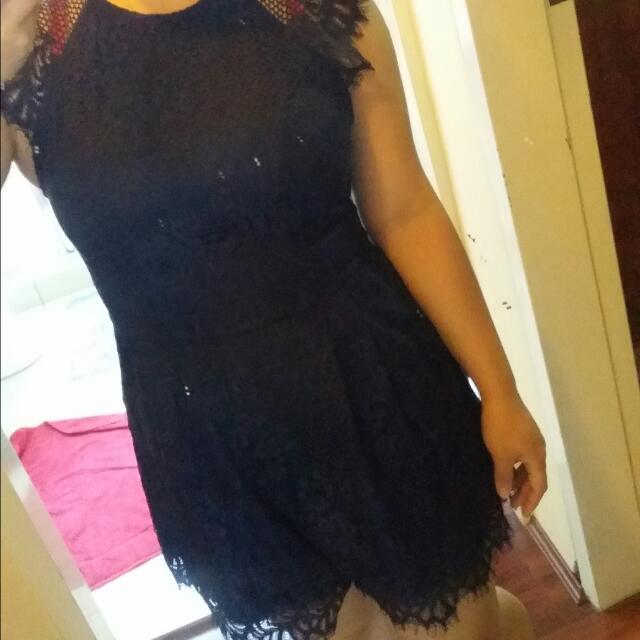 Jumpshort Dress