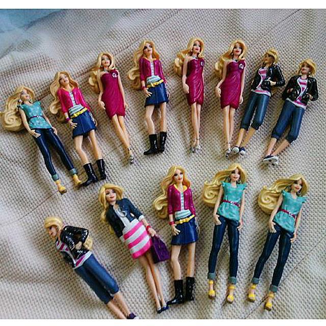 Miniatur Barbie New