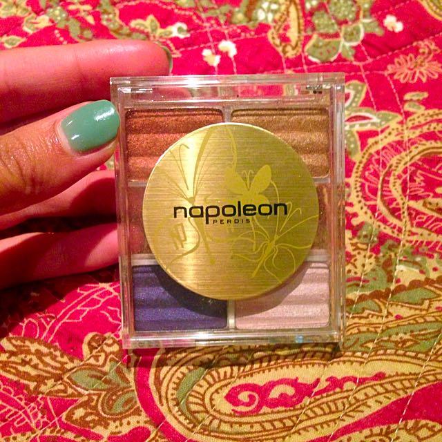 NAPOLEON PERDIS Prismatic Eyeshadow Quad Fire