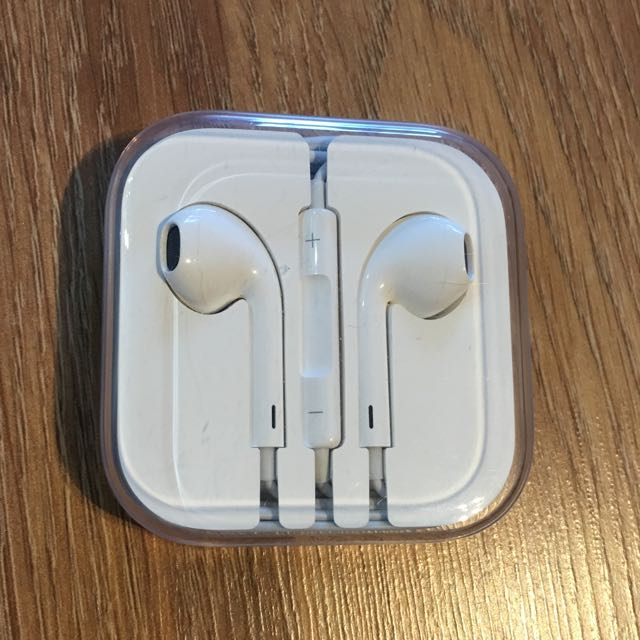 New and Unused Apple IPhone Earphones