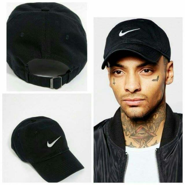 #Nike電繡勾勾熱賣款復古老帽