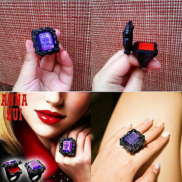 Ori Annasui Lipstick Ring preloved
