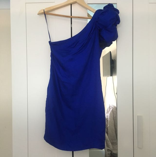 Seduce Blue Dress!