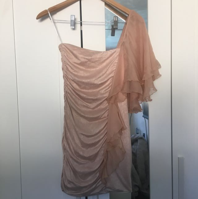 Sheike Champagne Colour Dress!