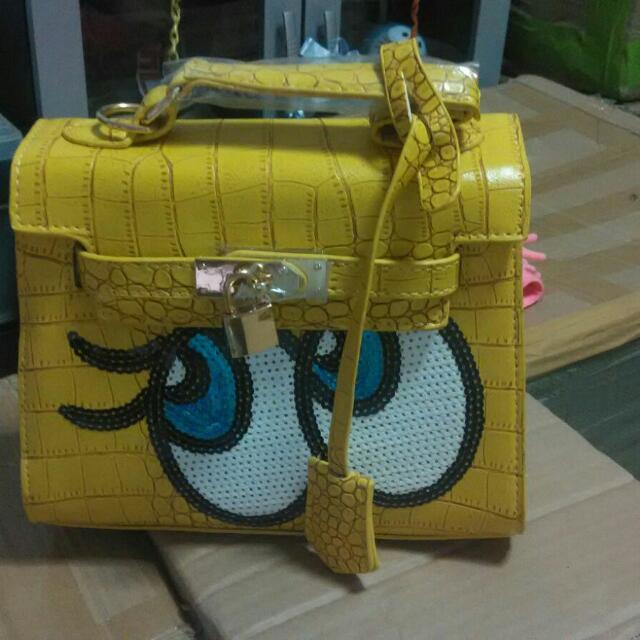 Shy Bag /Big Eye Bag