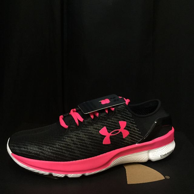 UA 女生 SpeedForm™ Apollo 2反光跑步鞋