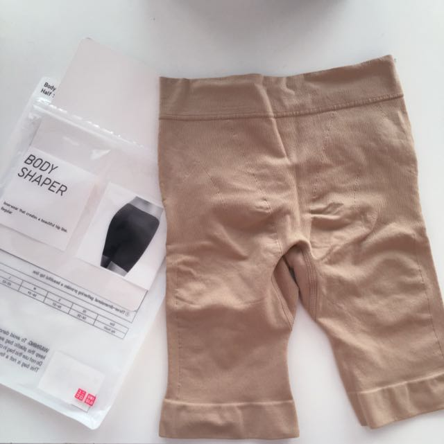 Uniqlo Body Shaper Half Short XS