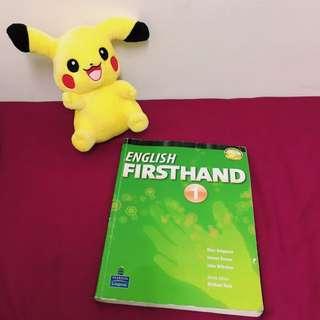 英文 English Firsthand