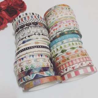 [INSTOCK] Super Slim Washi