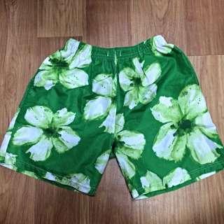 男女海灘休閒短褲