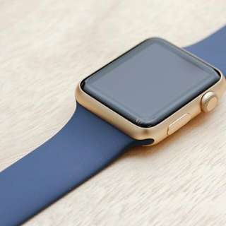 Used apple watch sport gold 42mm