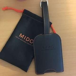 MIDO 機械錶品牌 行李證