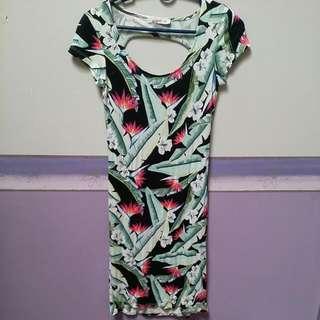 Size XS Midi Dress