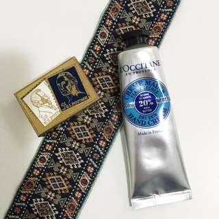 🌿 LOCCITANE Hand Cream