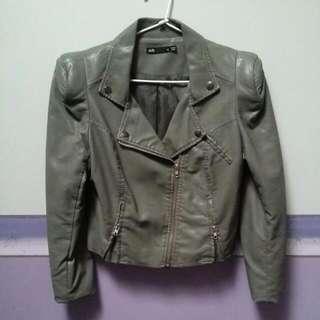 Size 8 Leather Jacket